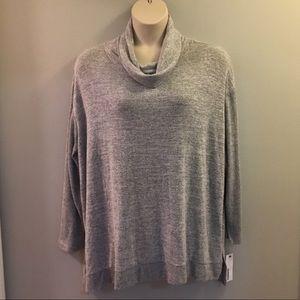 Cowel neck sweater
